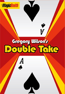 Doubletake DVD by Gregory Wilson