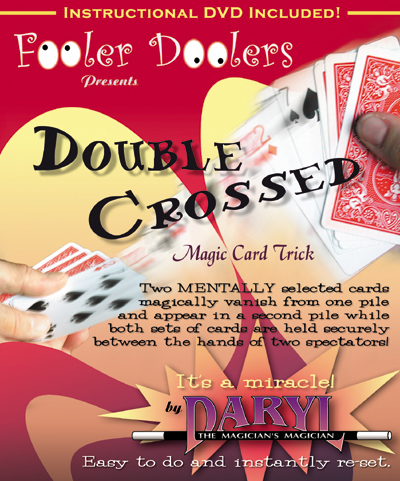 Double Crossed by Daryl