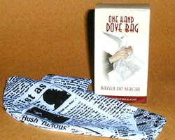Dove Bag (Newspaper)