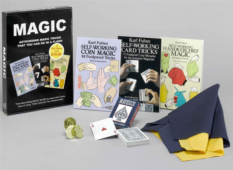 Astounding Magic Tricks That You Can Do in a Flash