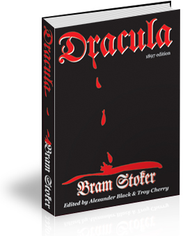 Dracula Book Test by Alexander Black and Troy Cherry