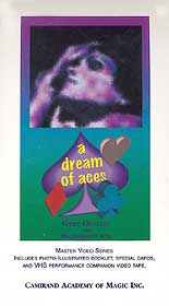 Dream of Aces (Video/Book/Gimick)