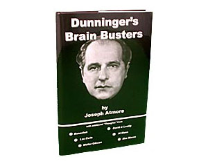 Dunninger's Brain Busters