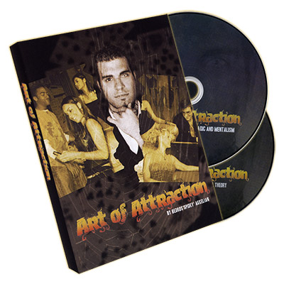 Art of Attraction - DVD by Spidey