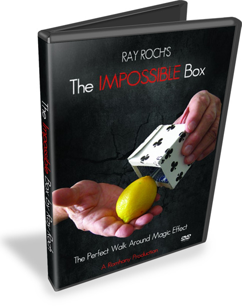 The IMPOSSIBLE Box by Roch