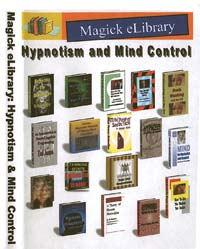 Hypnosis and Mind Control CD-ROM