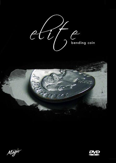 Elite Bending Coin by Jay Crowe