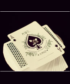 Bee Erdnase Playing Cards