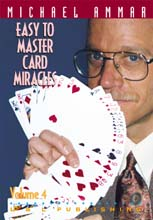 Easy to Master Card Miracles #4 by Michael Ammar