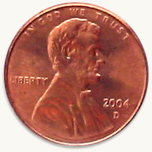 Johnson Jumbo 3 inch Penny