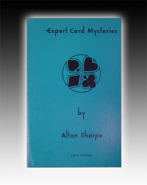 Expert Card Mysteries by Sharpe