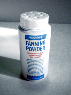 Manip-Quick Fanning Powder (Ultra Fine)