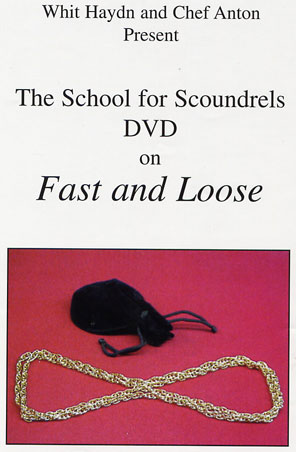 Fast & Loose DVD by Whit Haydn