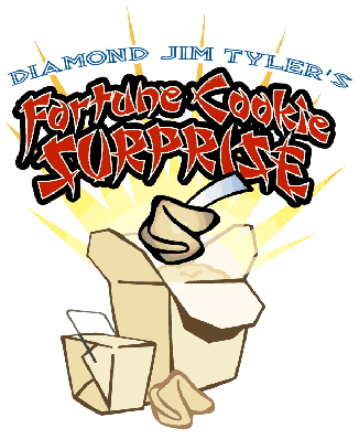 Fortune Cookie Surprise by Diamond Jim