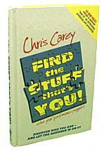 Find the Stuff That's You! by Chris Carey