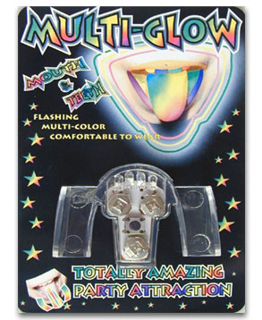 Flashing Mouth & Teeth (Multi-Glow)