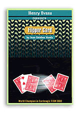 Flipper Card by Henry Evans
