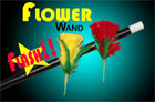 Flash Flower Wand (Double)