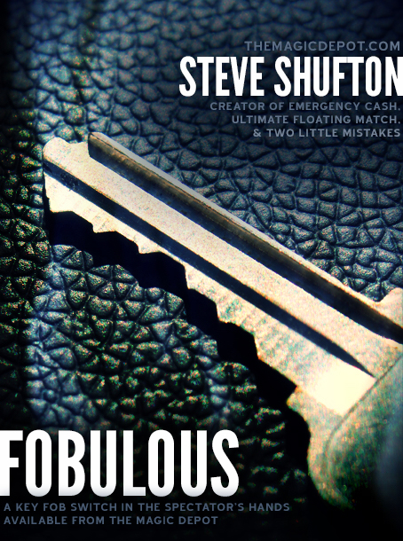 Fobulous by Steve Shufton PLUS How To Bend Keys with Your Mind PDF