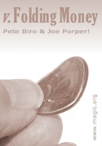 Folding Money by Joe Porper & Pete Biro