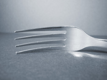 Fork for Bending (Ordinary Flatware)