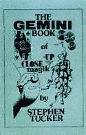 Gemini Book of Close-Up Magic (Tucker)