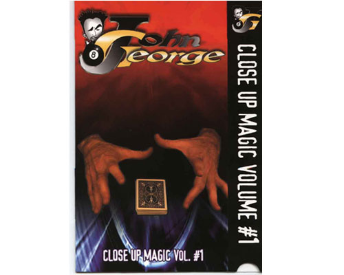 CLOSE UP MAGiC VOL. #1-John George