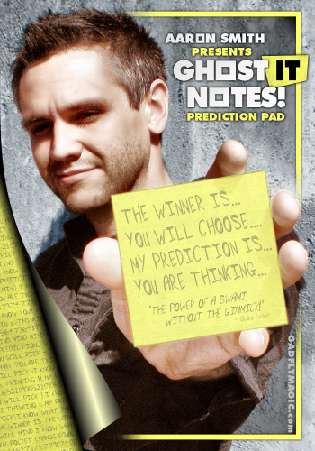 Ghost It Notes Prediction Pad (Double Pack)