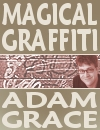 Magical Graffiti By Adam Grace