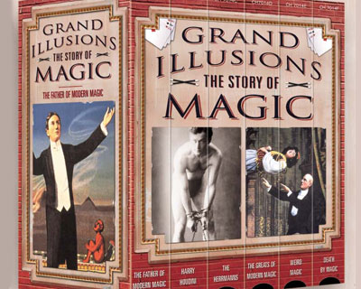 GRAND ILLUSIONS: Story of Magic (6 Vol. Set)
