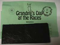 Grandpa's Day At The Races