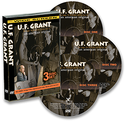 UF Grant 3 Box DVD Set