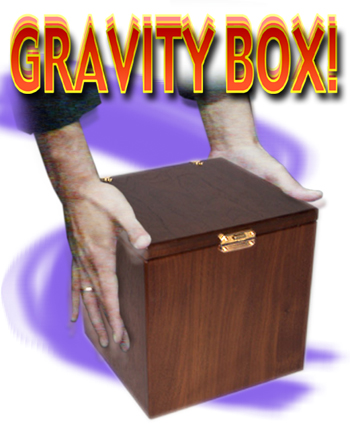 Gravity Box-Wooden