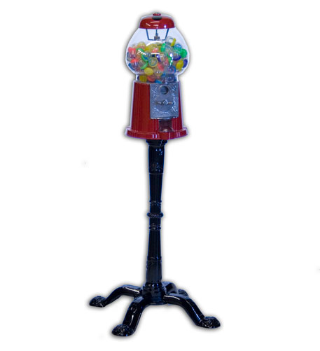 Gumball Illusion With Stand