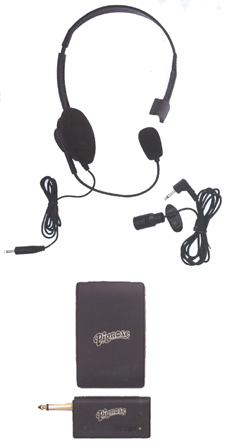 Microphone Headset (Lav Wireless)