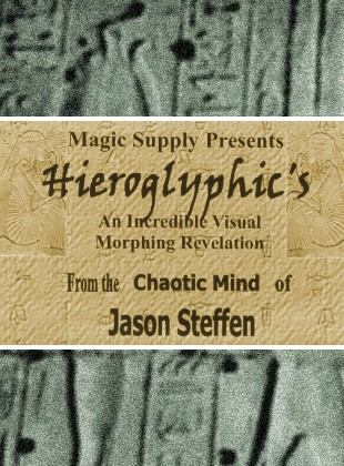 Hieroglyphics by Jason Steffen