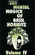 Mental Magic of Basil Horwitz #4