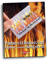 Hot Leads by Jim Pace