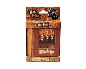 HARRY POTTER Deck/Book Tin