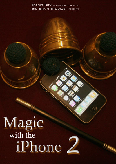 Magic With the iPhone Volume 2 DVD