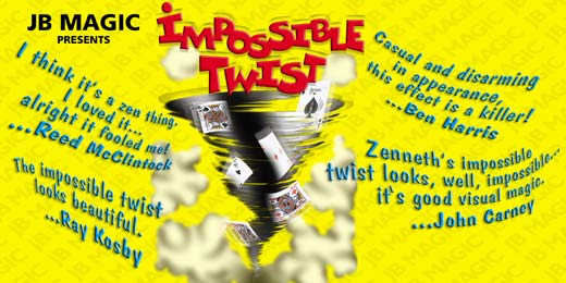 Impossible Twist Video & Cards