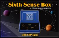 Sixth Sense Box w/ESP Signs