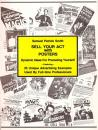 Sell Your Act with Posters by Samuel Patrick Smith