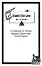 Watch This One! by J.B. Bobo Ebook on Cd-Rom