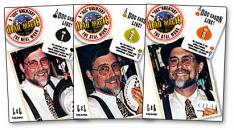 Doc Eason's Bar Magic 3 Volume DVD Set