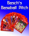 Baseball Pitch by Basch