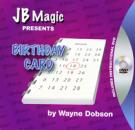 Birthday Card w/DVD by Wayne Dobson