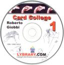 Card College #1 CD-ROM by Roberto Giobbi