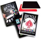 Bicycle Color Collection - 9 Decks & 2 Mats