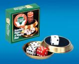 Dice Flight (Brass)